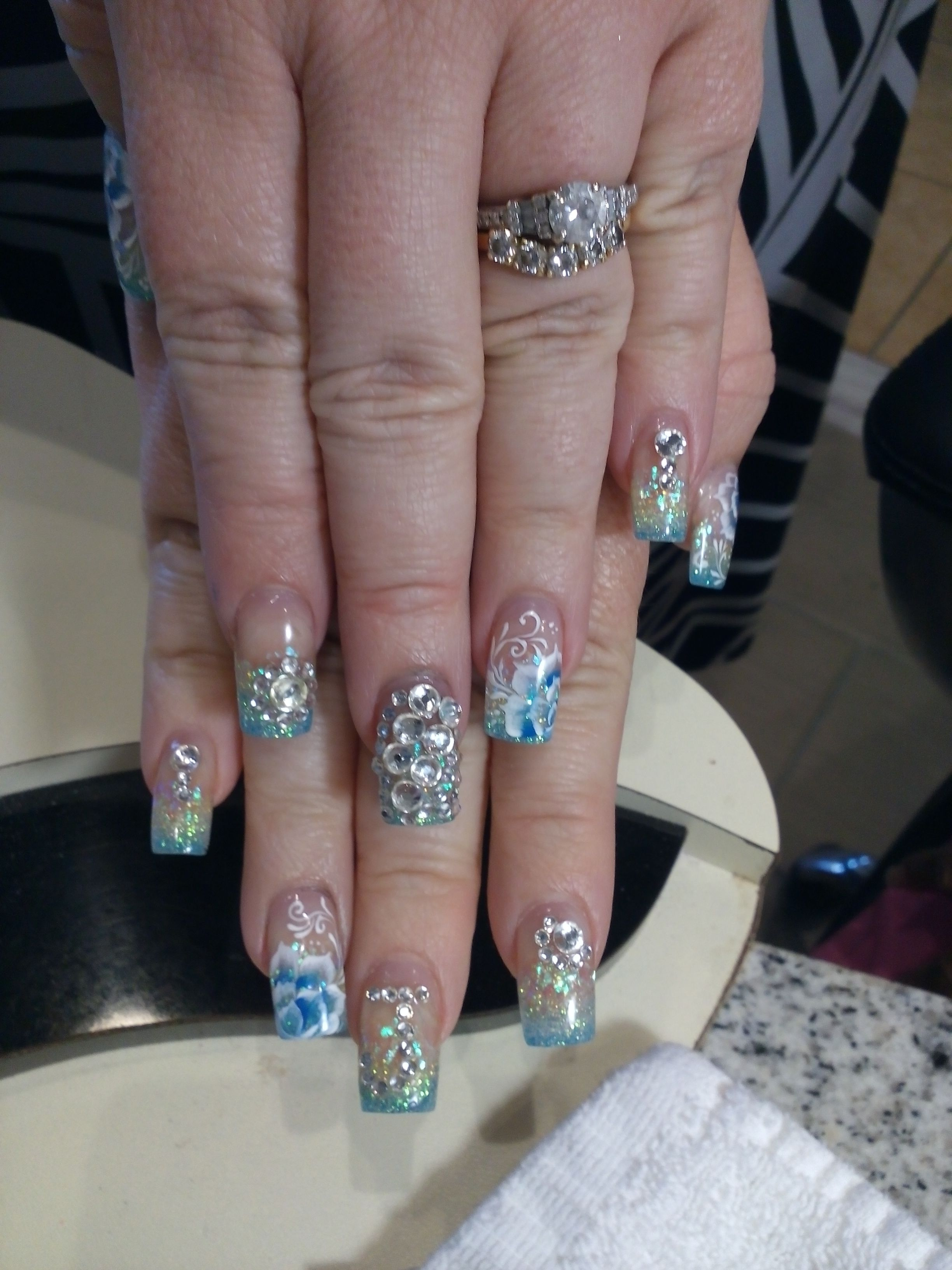 Nail Design By Megan Orchid Nails And Spa In Vallejo Nail Design
