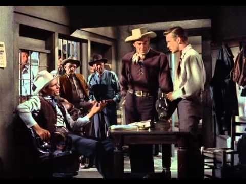 """ten wanted men"" - 1955, dir. h. bruce humberstone, starring randolph scott, richard boone"