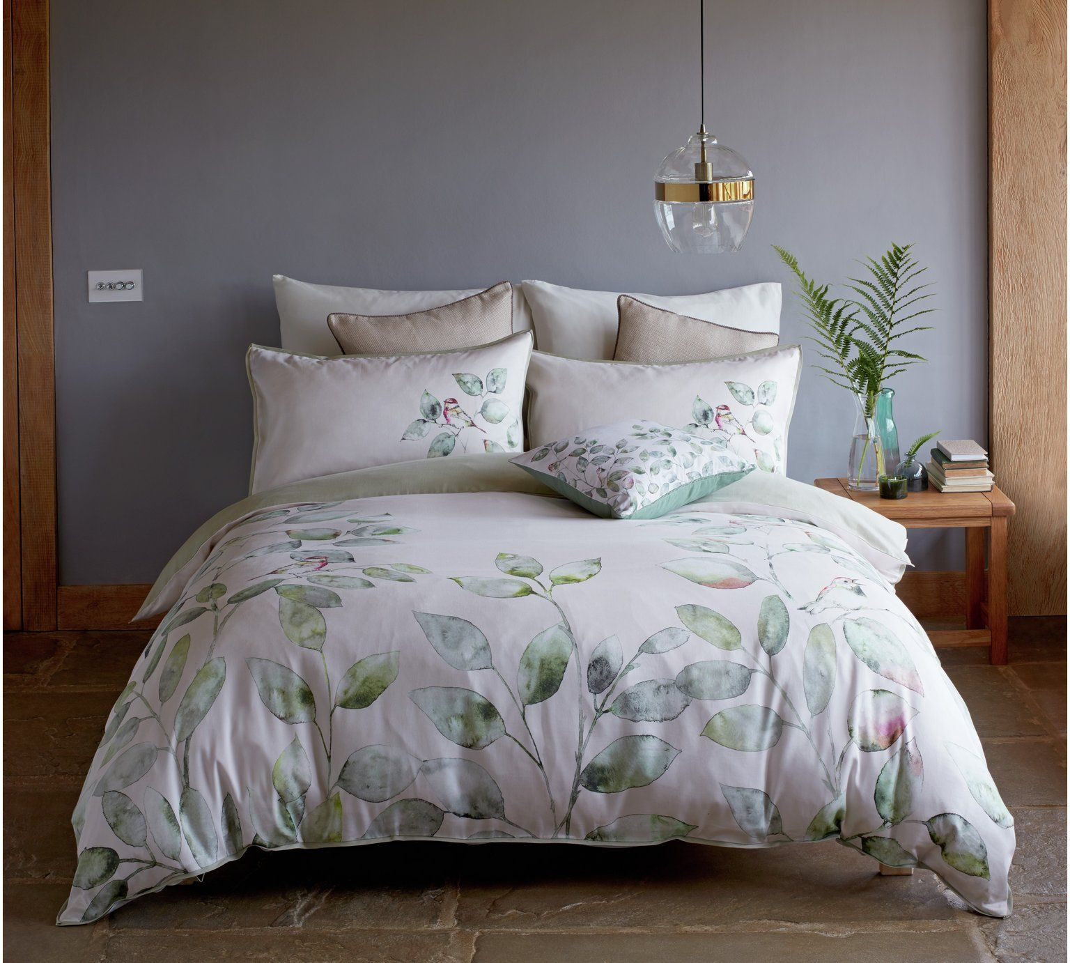 Buy Heart of House Laurel Bedding Set Double at Argos.co