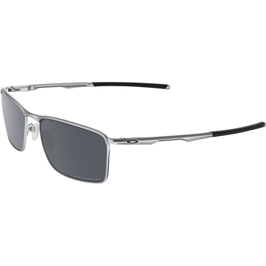 683891d2ff0 Oakley - Conductor 6 Sunglasses - Polarized - Lead Black Iridium