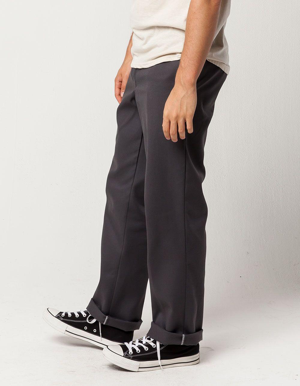 Dickies 874 flex original fit mens pants charc