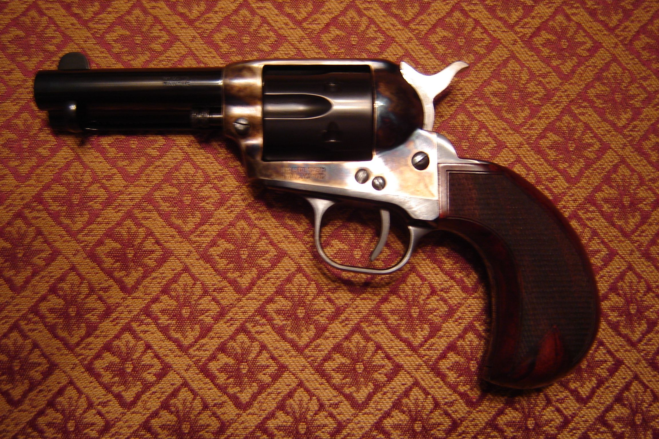 Double pistol handgun revolver gun display case cabinet rack shadowbox - Uberti Birdshead 38 Spl Handgunrevolverstactical Firearms Beautifulwaraccessoriesweaponsguns