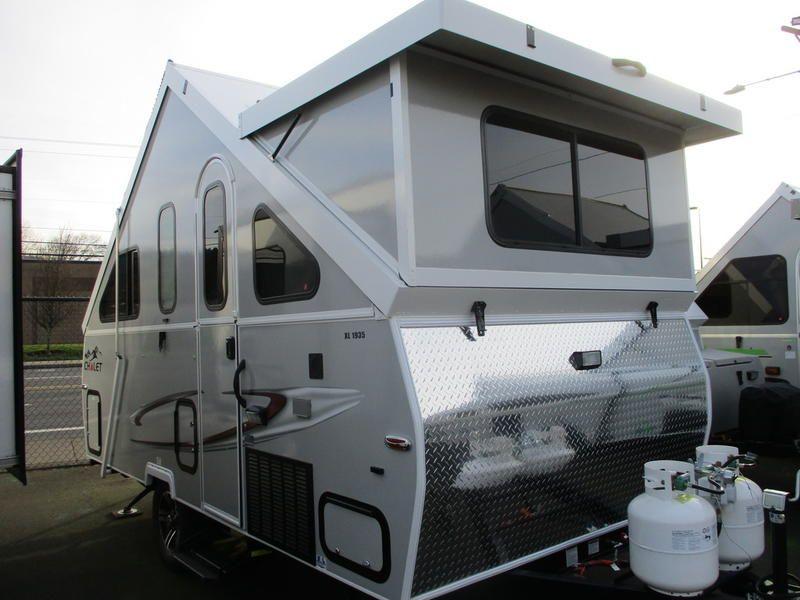 2019 Chalet Xl 1935 Apache Camping Center A Frame Camper