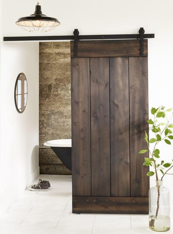 Sliding Bathroom Door Lowes Interieur Staldeuren Schuifdeur