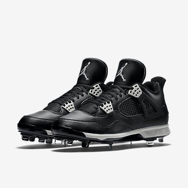 5760292d511c Jordan 4 Retro Metal Men's Baseball Cleat (11.5) #BaseballSunglasses ...