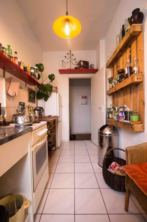 Paletten bringen immer tolle DIY-Ideen mit sich Küchenregal - küche aus paletten
