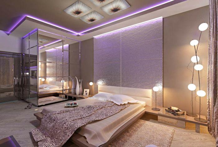 Einrichtungsideen Schlafzimmer Farbgestaltung Schlafzimmermöbel - Einrichtungsidee schlafzimmer