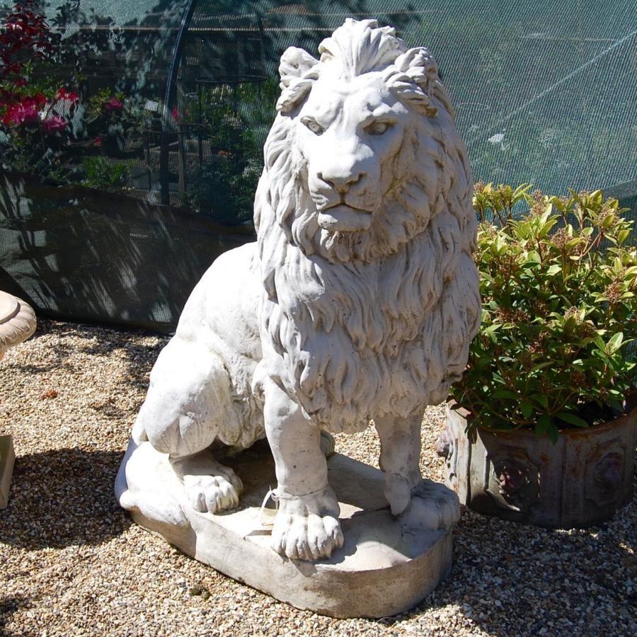 sitting lion sculpture Google Search Art Series Idea