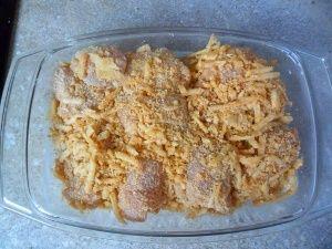 Zapečené kuracie prsia so syrom a cesnakom (fotorecept) - obrázok 4