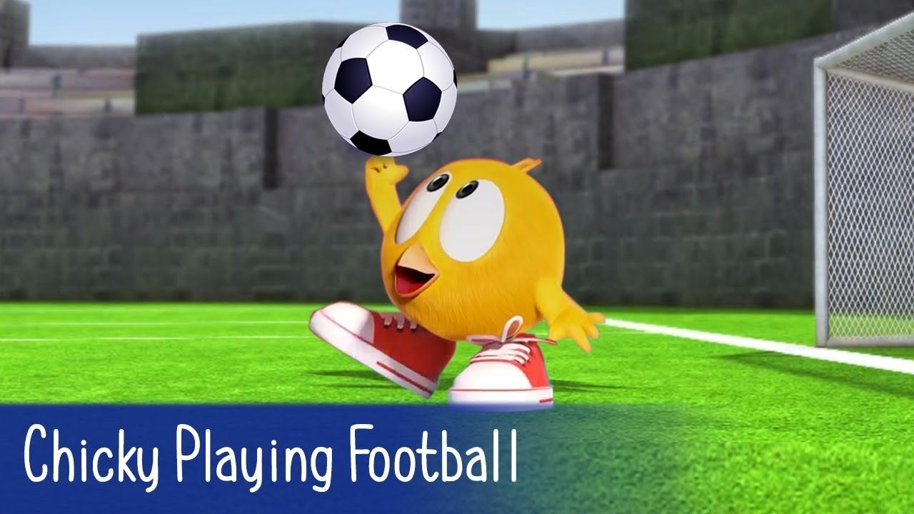 Where is Chicky? Funny Cartoon For Kids Chicky Playing
