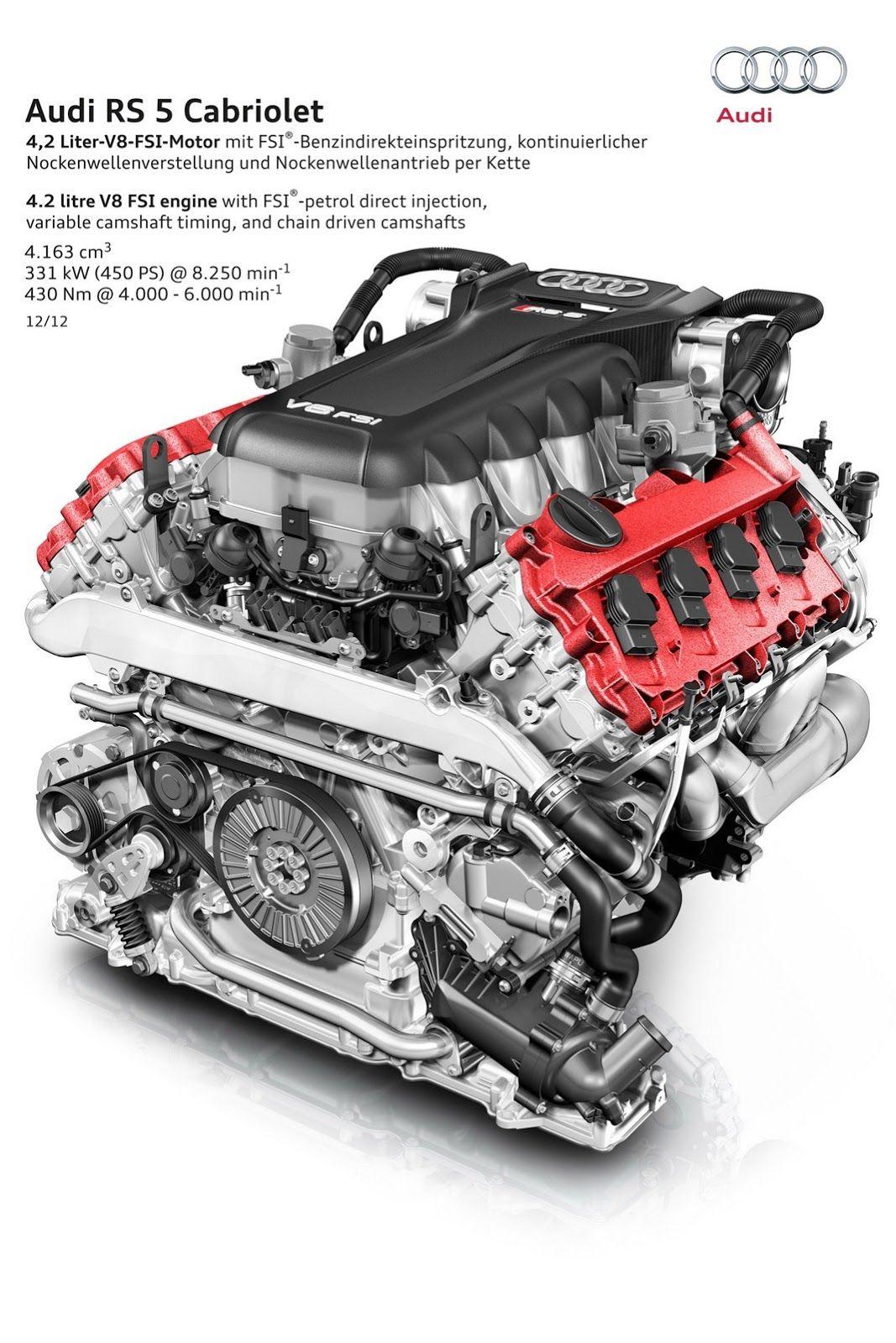 Kelebihan Audi 4.2 V8 Top Model Tahun Ini
