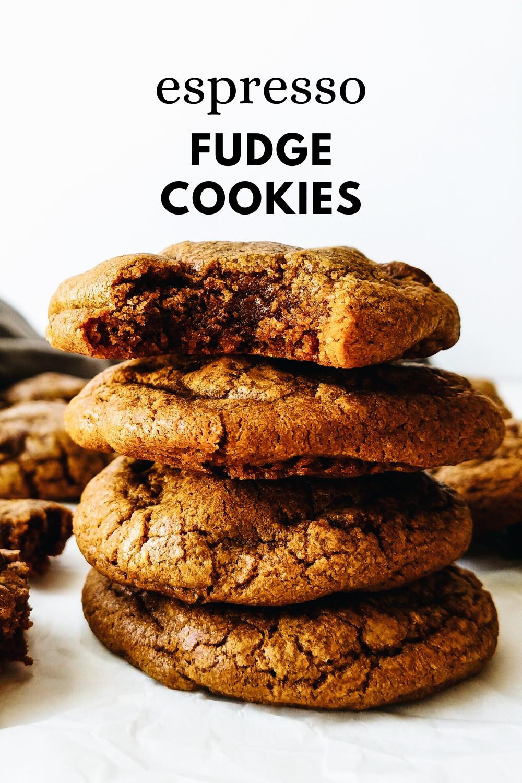 Photo of Espresso Fudge Cookies