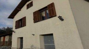 A circa 7 km. dal mare vendesi casa indipendente con terreno a fasce – Immobili in Liguria