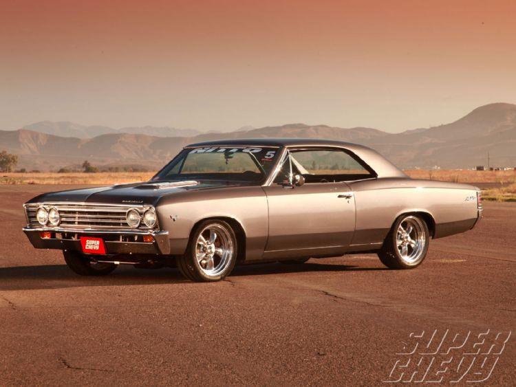 '67 track Chevelle