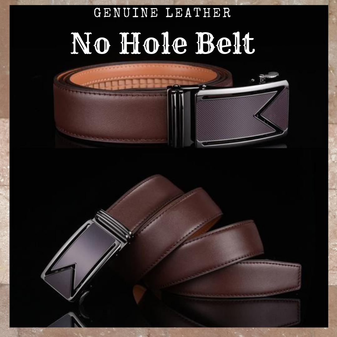 No Hole Belt Leather Belts Mens Belts Belts For Women