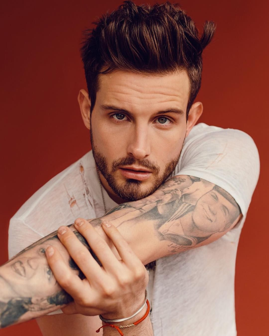 """Photo of Nico Tortorella on Instagram: """"""""This past December I wrote a book of poetry titled ALL OF IT IS YOU. In the transformational process of compiling a body of creative work,…"""""""