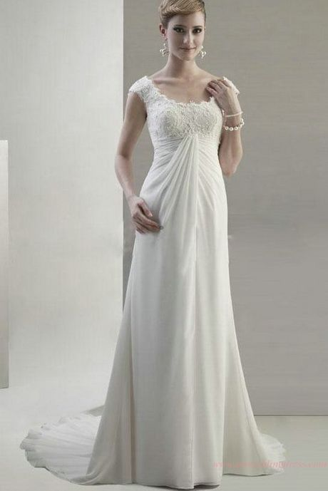 Pregnant bridal gowns | Wedding DRESSES Styles of change | Pinterest ...