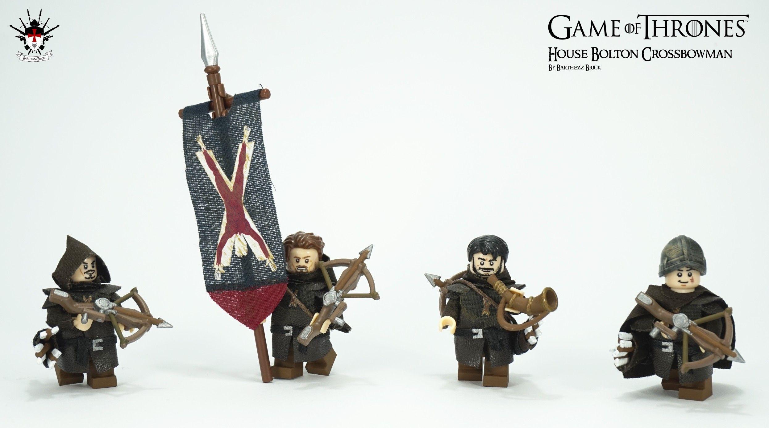 Euron Game of Thrones Minifigure MinifigRise