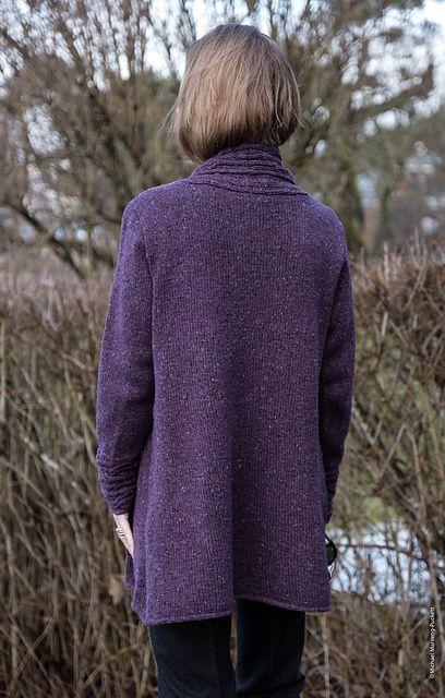 Lindamarvengs Dash Falls Knitted Long Sleeved Cardigans