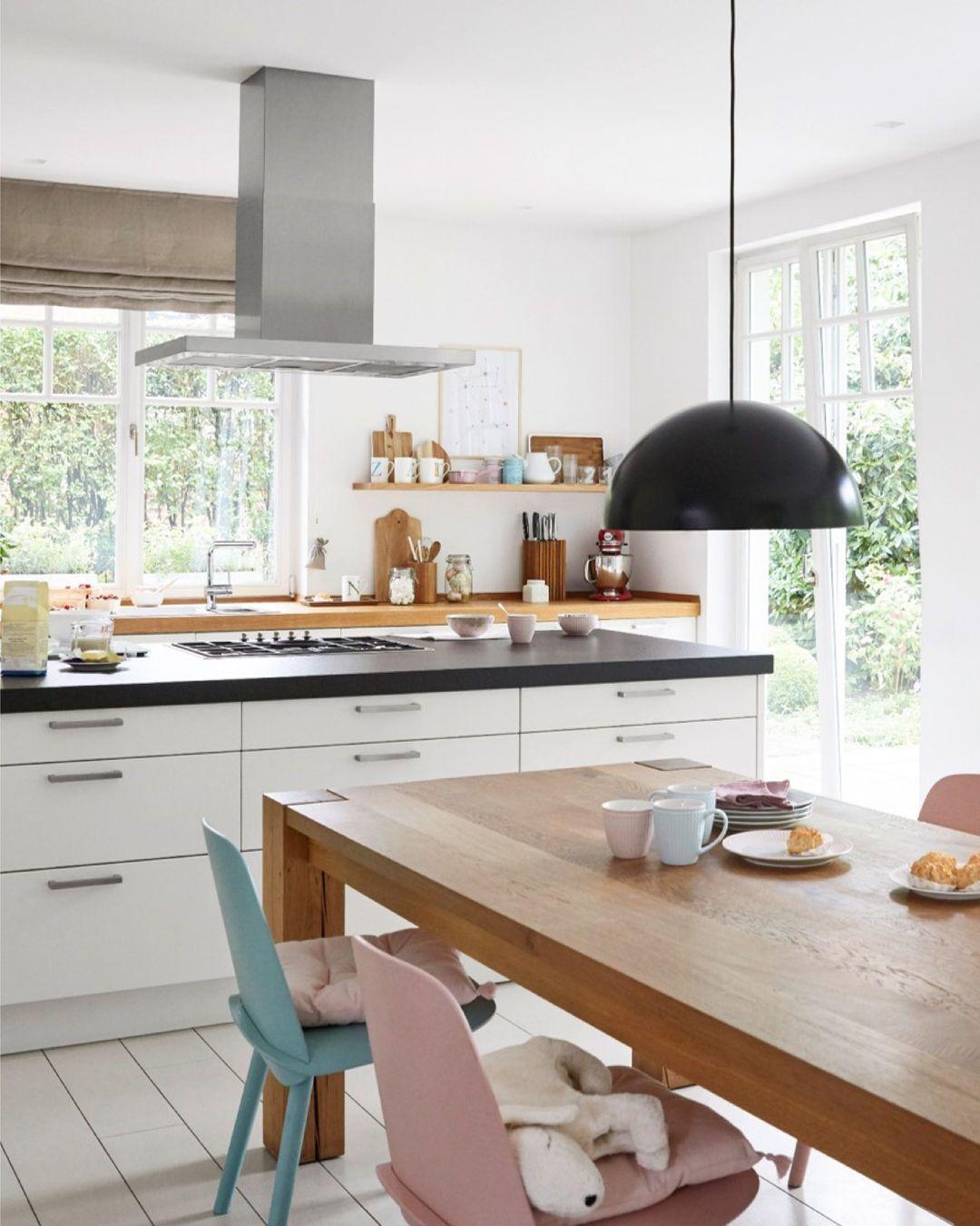 Scandinavian Kitchen Spacious Kitchens Kitchen Scandinavian Kitchen