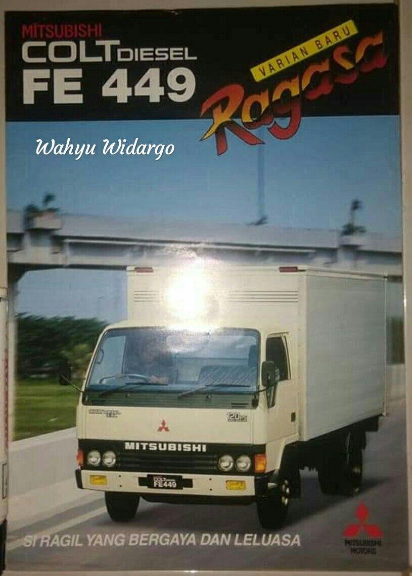 Pin Di Broshure Mobil Truck Bus