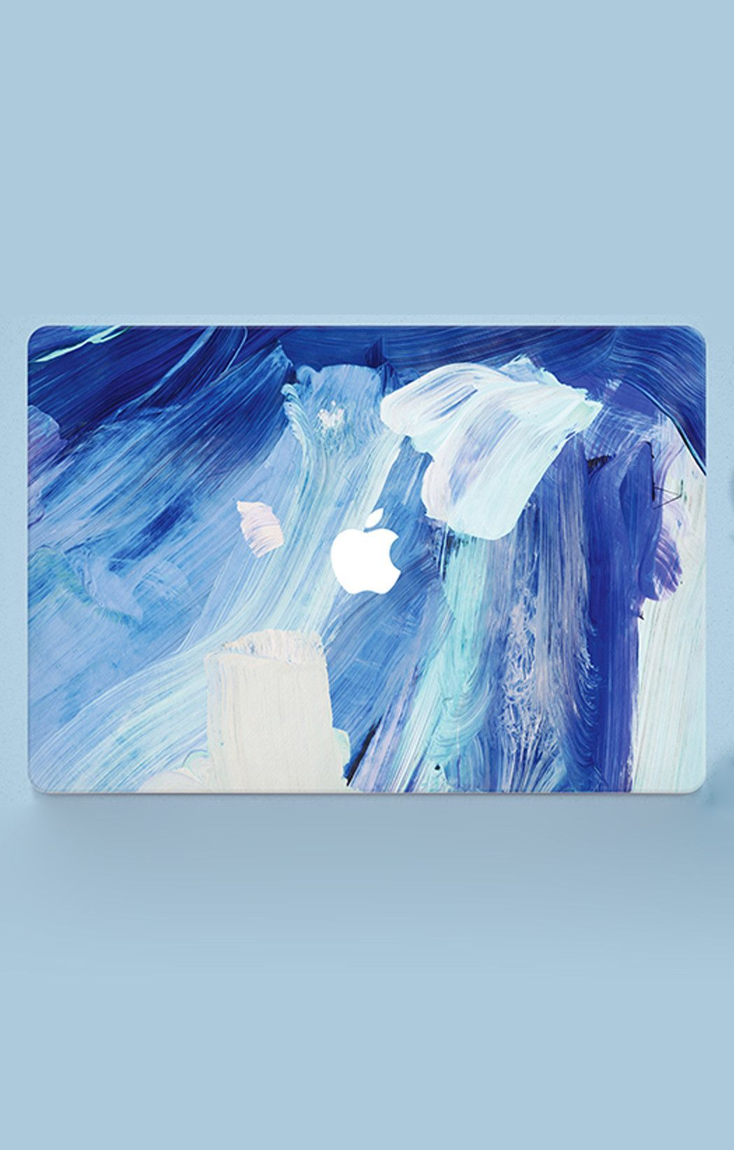 Oil Painting Skin Sticker Cover For Mac Computer Laptop
