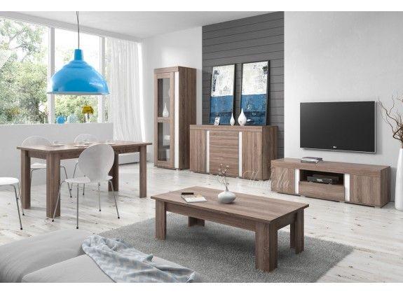 woonkamer alvarez is een modern doch landelijk vormgegeven set