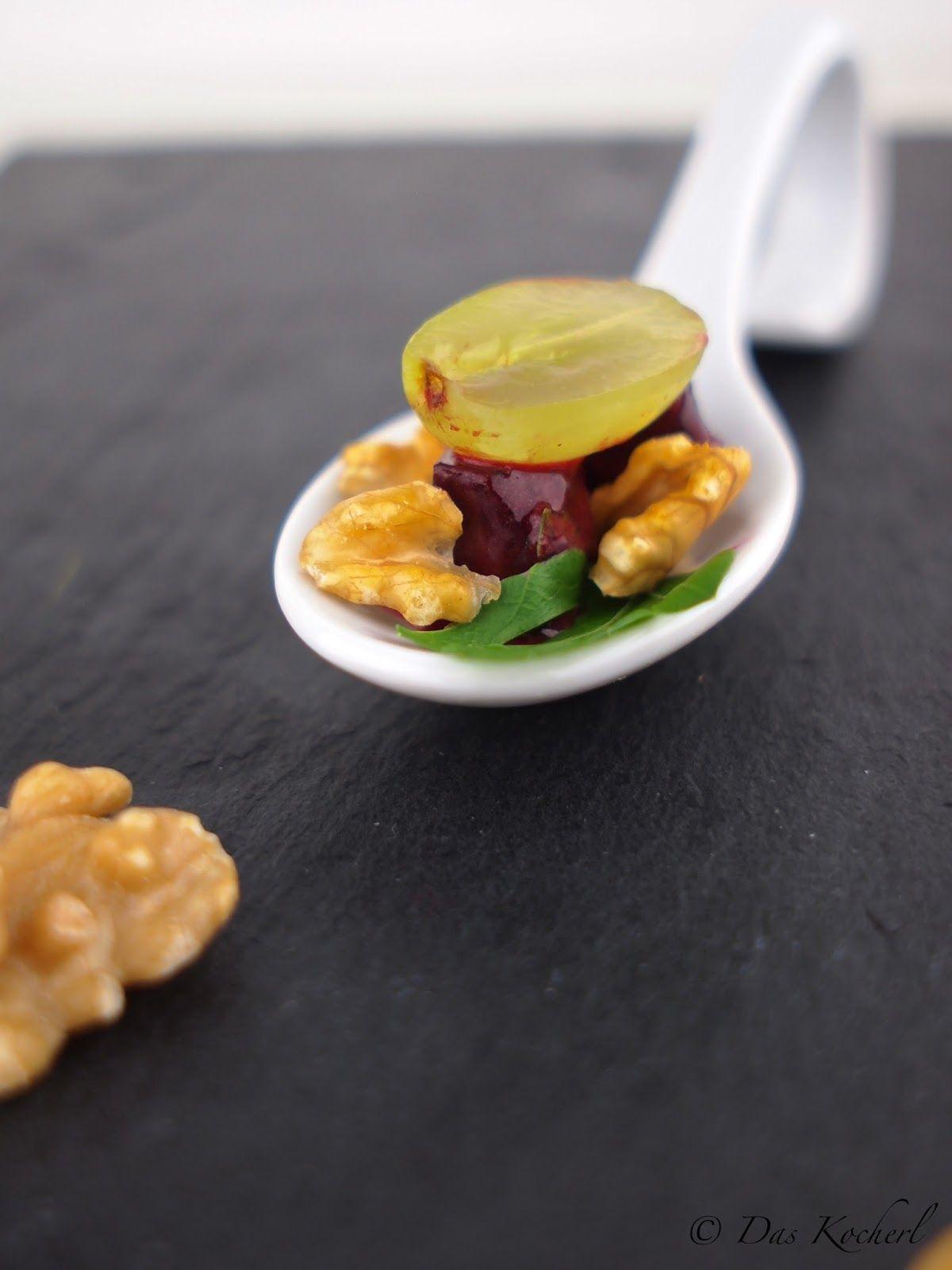 Gruß aus der küche rezepte  last minute grüße aus der küche: gewürznüsse und tonkabohnenzucker ...