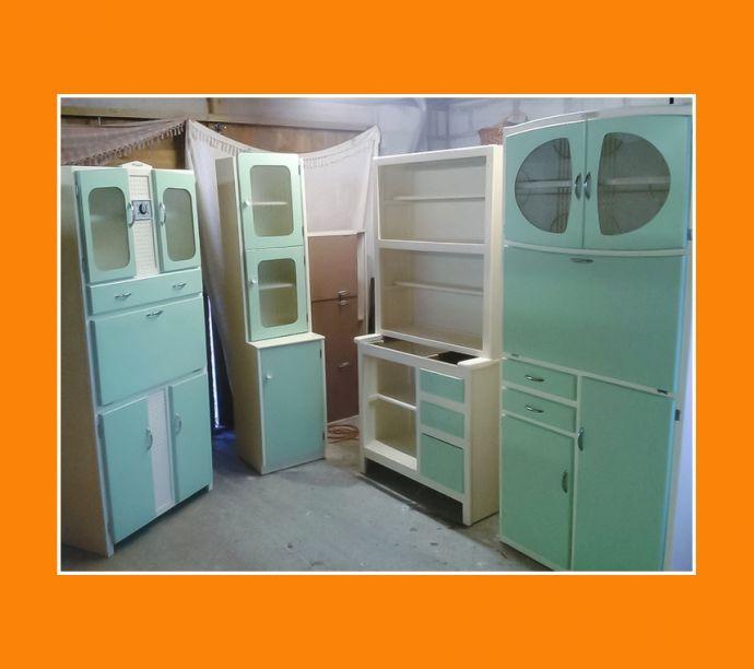 Buy Kitchen Furniture Online: Celebrating 1920-60s Vintage Kitchen Cabinets
