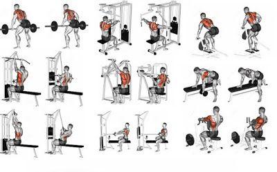 """back"" to basics  training the back slow heavy and raw"