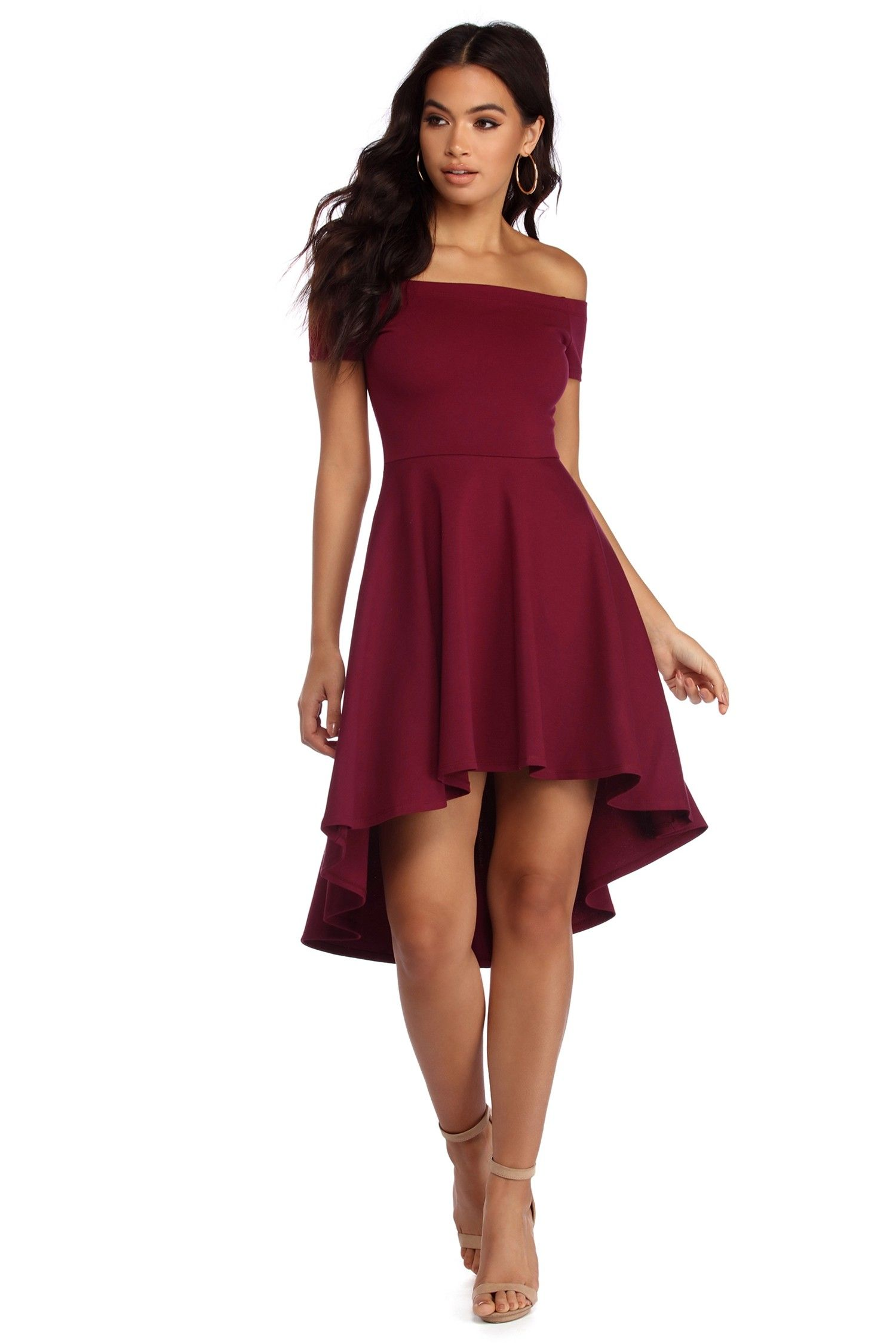980f84feaf4 All The Rage Skater Dress in 2019