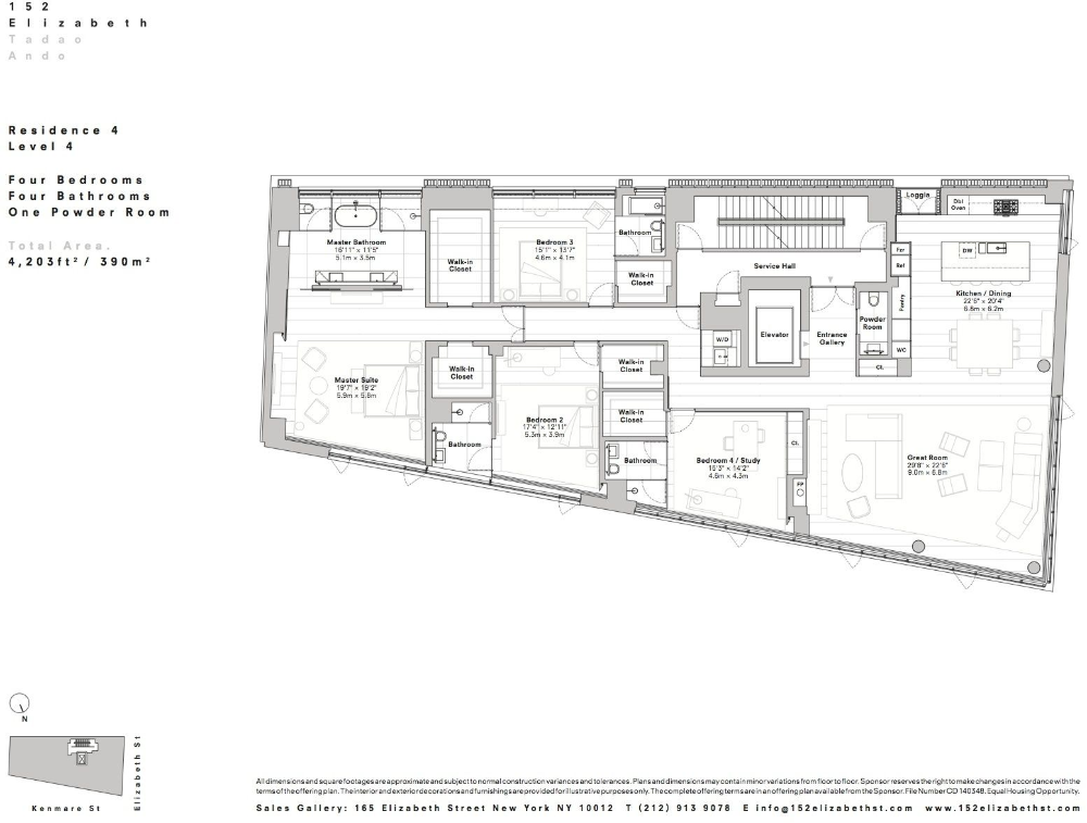Floor Plans 152 Elizabeth Street New York Google Search Floor Plans How To Plan City Living Apartment