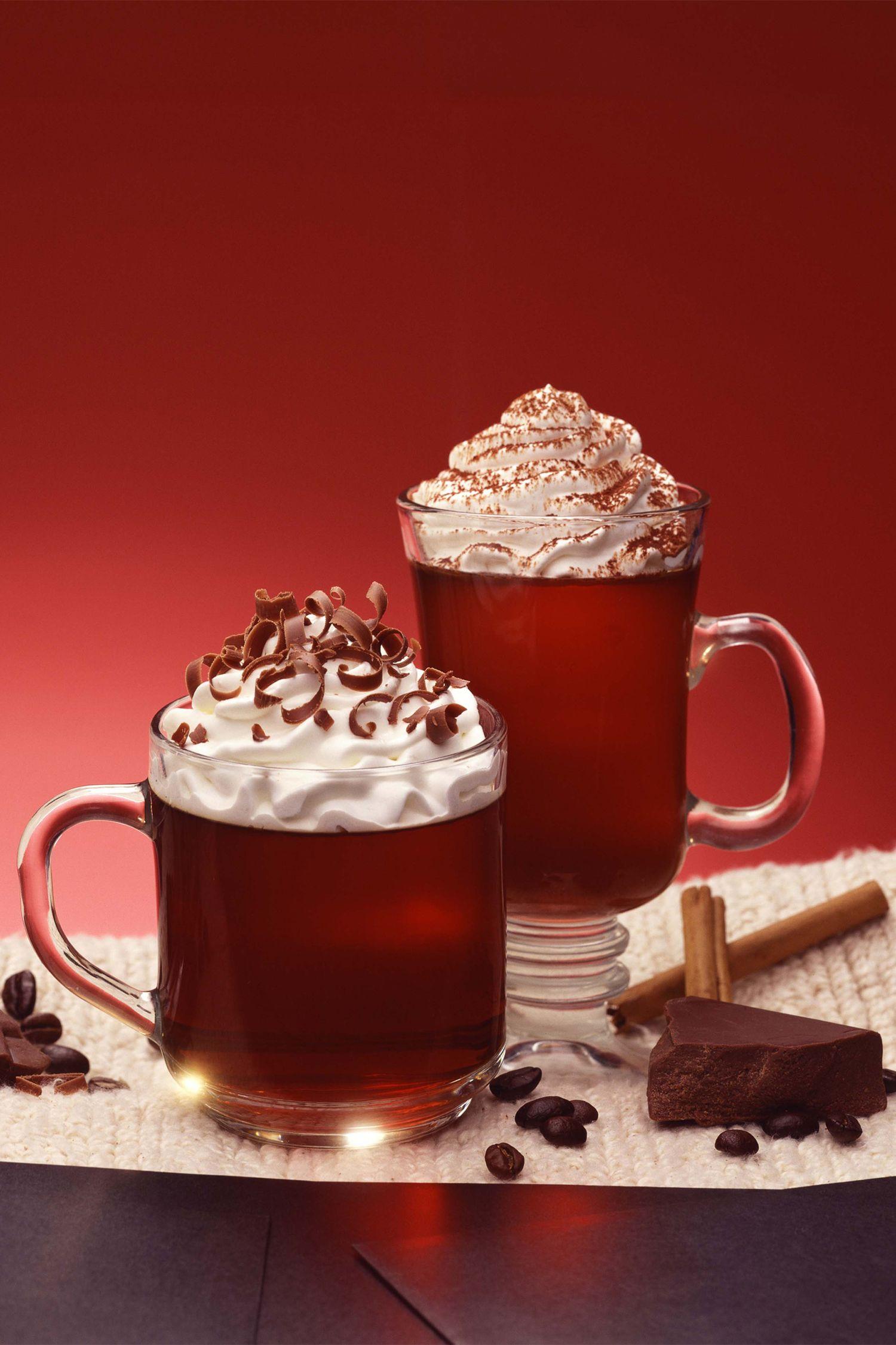 Café Amore Cocktail Recipe Coffee recipes, Hot coffee