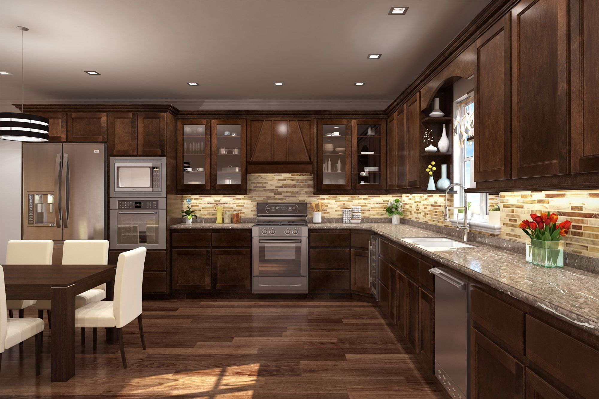 Ridgewood Cubiccino Kitchen Cabinets From Cubitaccabinetry Basic Series Feature A Simple A Traditional Kitchen Cabinets Kitchen Cabinets Best Kitchen Cabinets