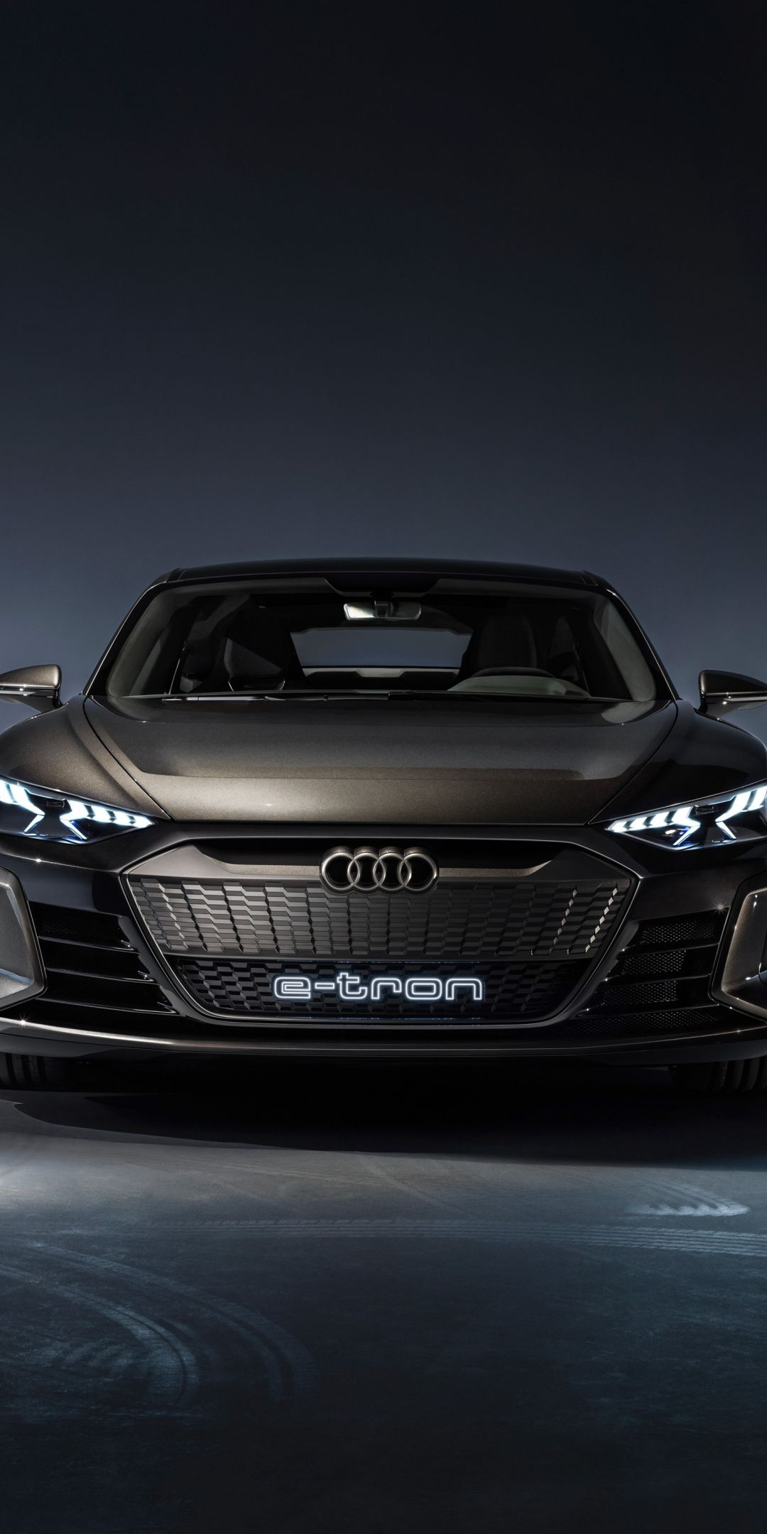 Audi E Tron Gt Concept Car 2019 1080x2160 Wallpaper Cars