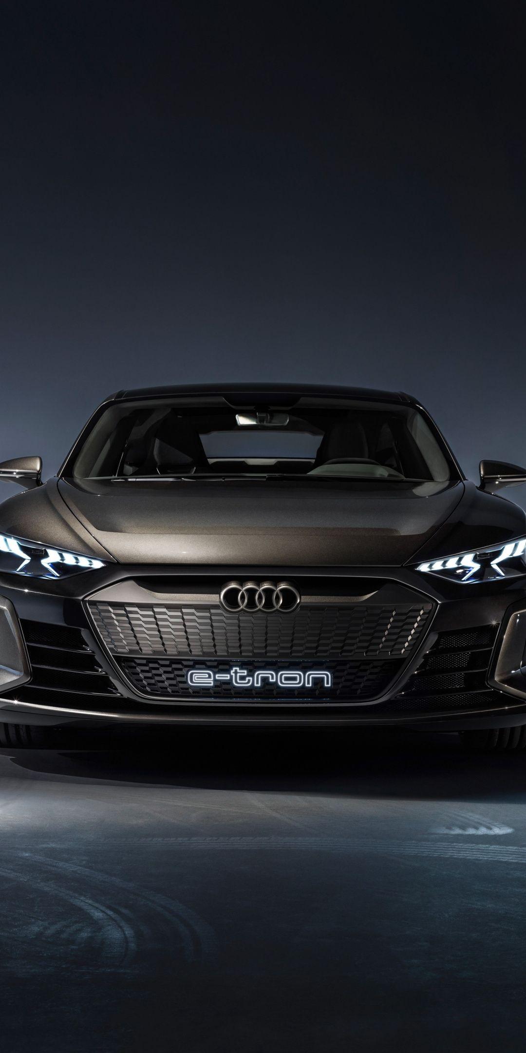 Audi E Tron Gt Concept Car 2019 1080x2160 Wallpaper Audi E Tron Car Wallpapers Audi