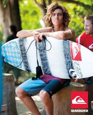 Quicksilver...SURFS UP!!! #CraigAnderson