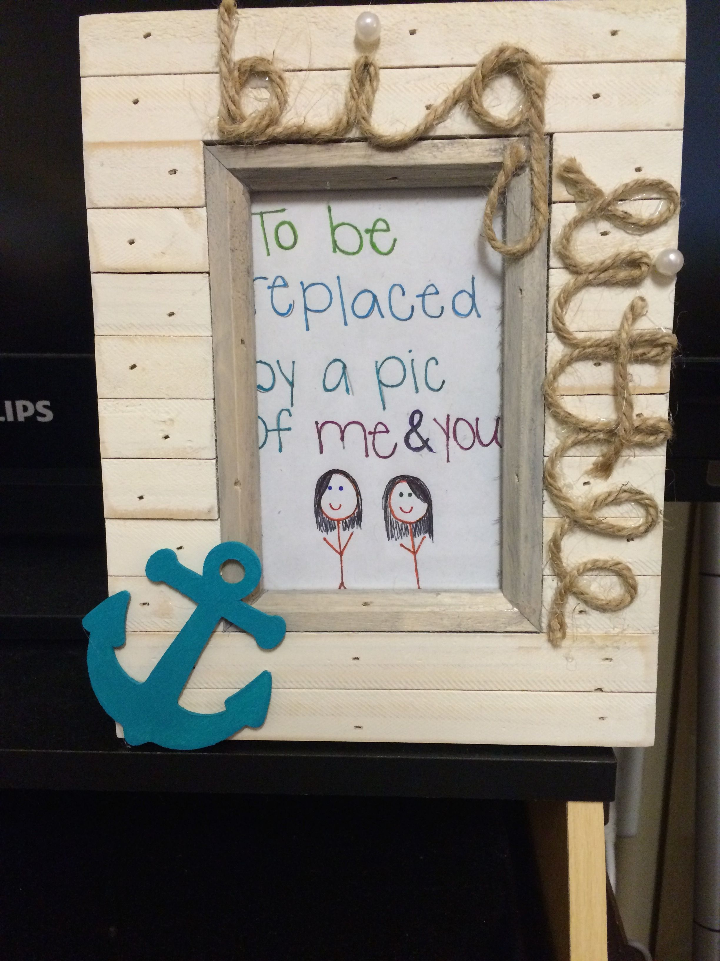 Gift for Big/Little beach theme | deepher ΔΦΕ | Pinterest | Gift