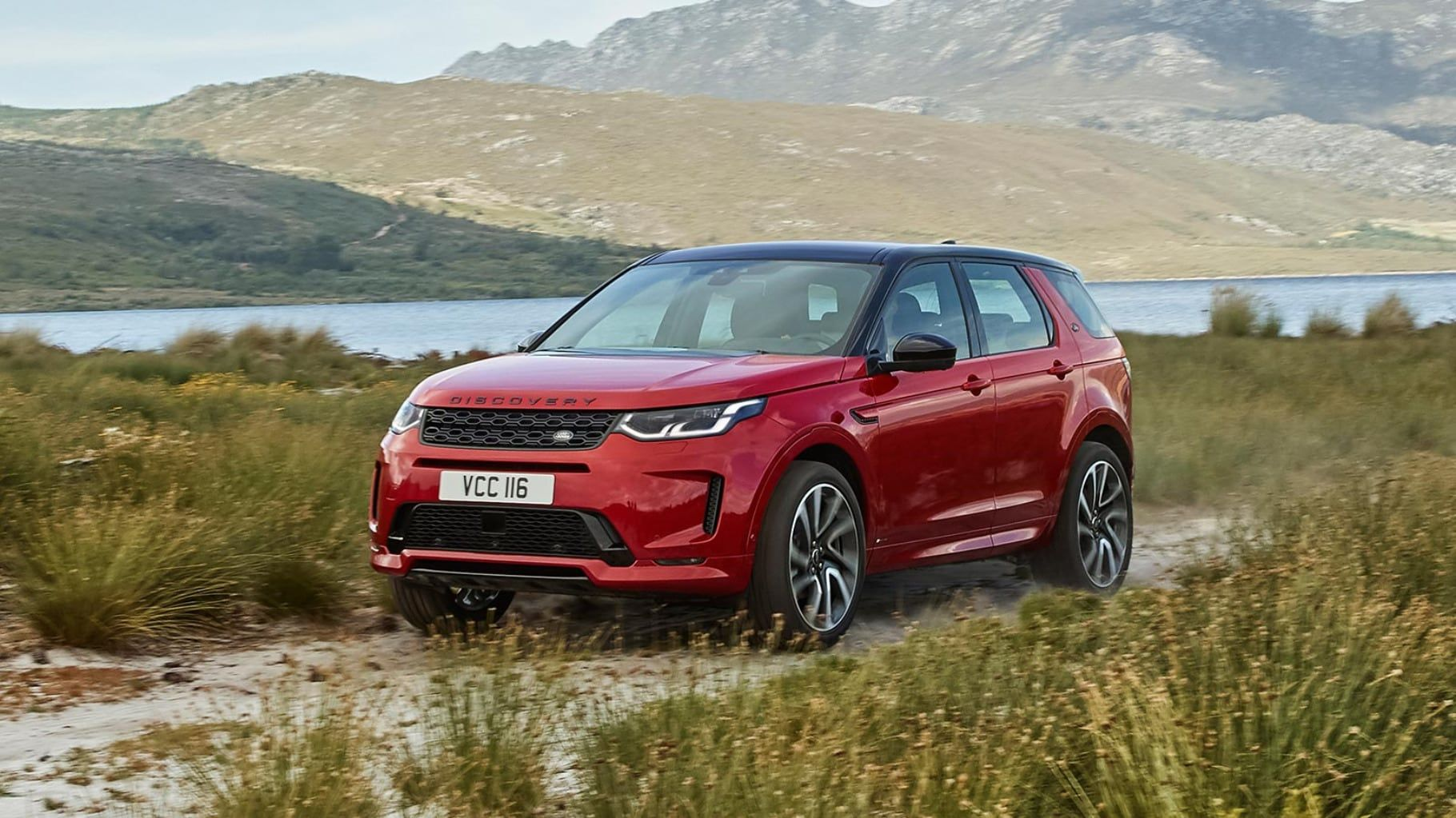 2020 Discovery Sport Video Gallery Land Rover USA in
