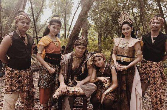 Foto-Foto Cantik Saphira Indah Pemeran Ratu Di Iklan Indoeskrim