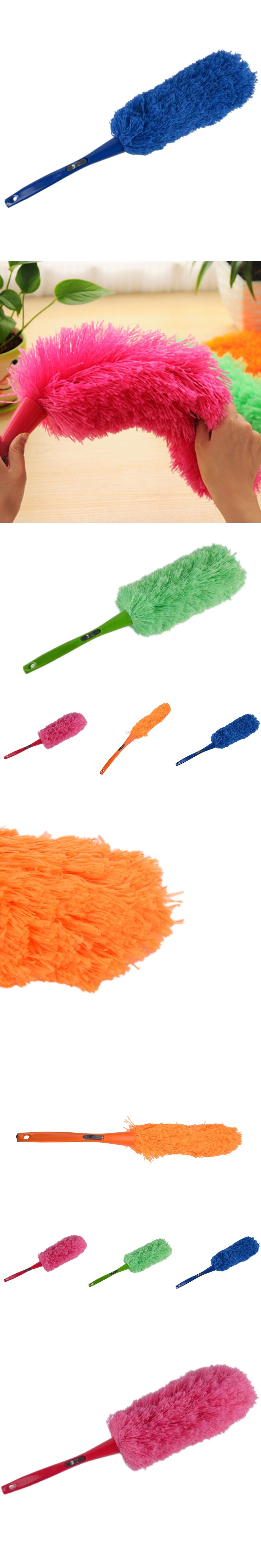 New multi function magic soft microfiber cleaning duster dust