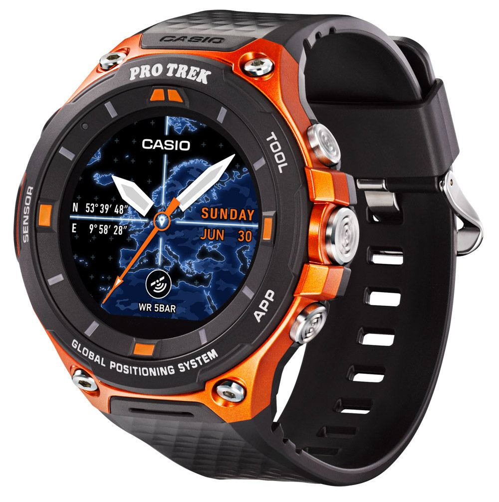 Check Out This Casio Casio Pro Trek Smart Wsd F20 Gps
