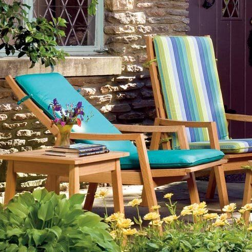 Have to have it. Oxford Garden Siena Reclining Lounge Chairs - Set of 2 $529.20