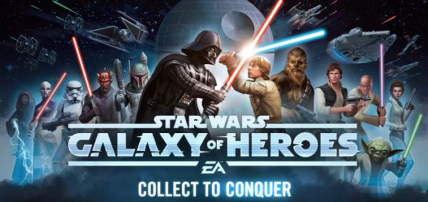 Star Wars Galaxy of Heroes apk v0.17.495380 Full Mod (MEGA