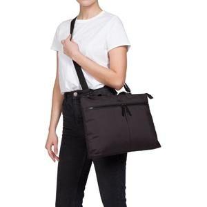 171672dab6a7 Copenhagen Ladies Briefcase (Black) | Knomo | Briefcase women ...
