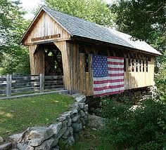 17 of the Prettiest Covered Bridges in America to Visit ... |New England Covered Bridges Tour