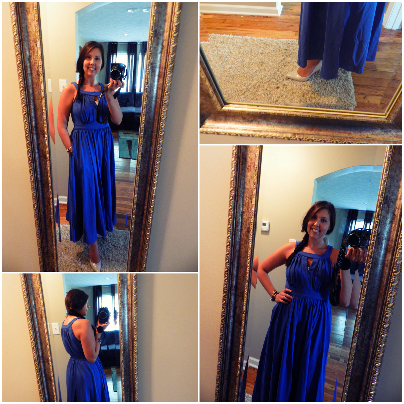 The perfect maxi dress thanks to eshakti check out my review