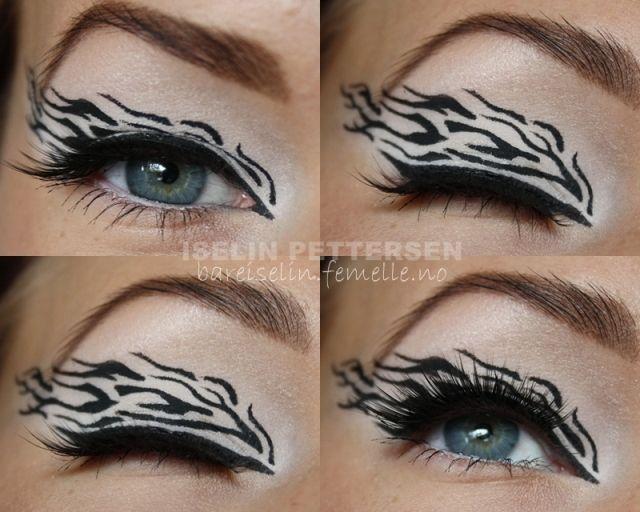 Let S Zebra Zebra Makeup Crazy Makeup Makeup Geek