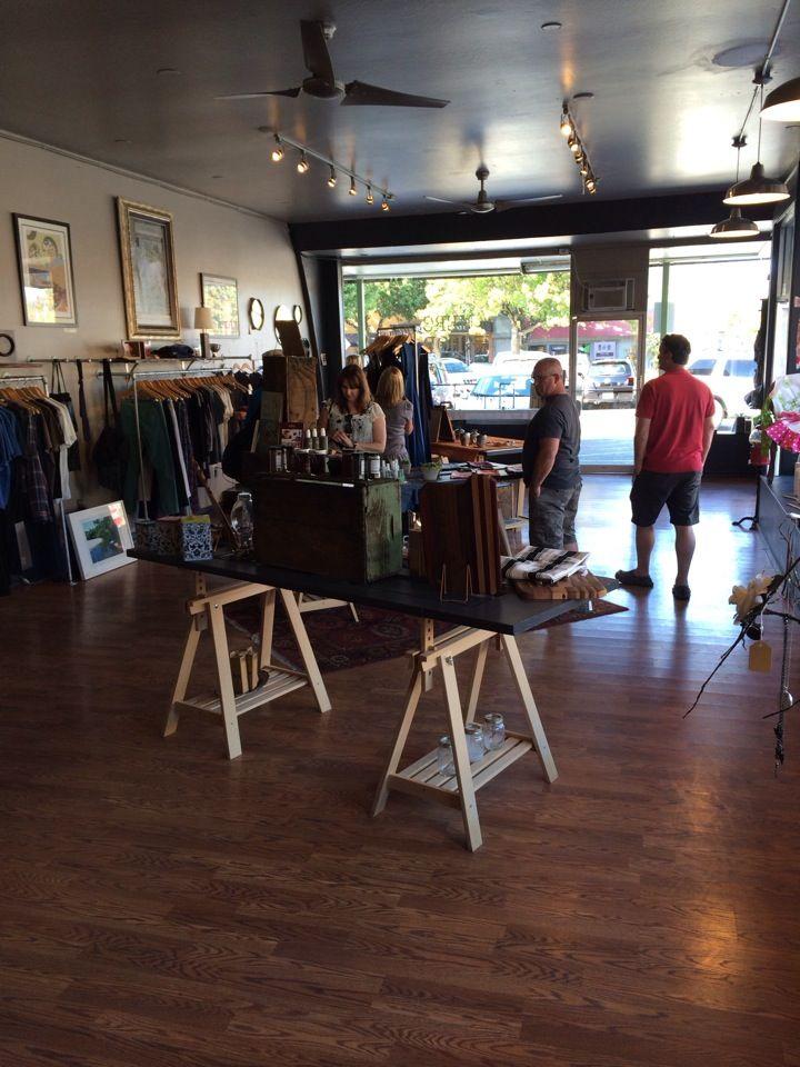 The Mercantile Shop in Healdsburg, CA