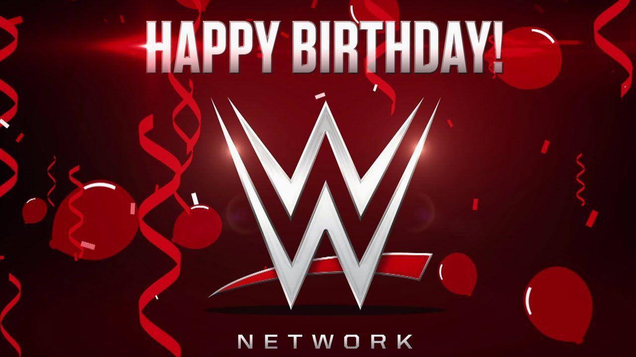 Happy Birthday Wwe Network Wwe Birthday Happy Birthday Cards Happy Birthday
